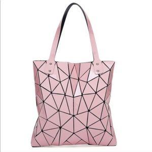 Handbags - Geometric purse adorable and durable